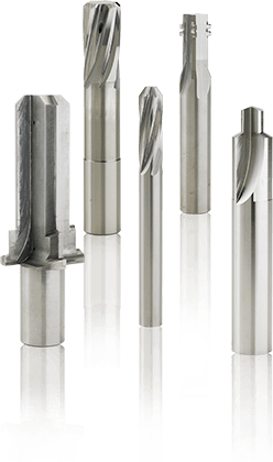 CGC Tools GMA10R2090 Gorilla Silverback Radiused Corner End Mill for Aluminum 1-1//2 LOC 2 Flute Carbide 4 OAL 0.090 Radius 1 Diameter