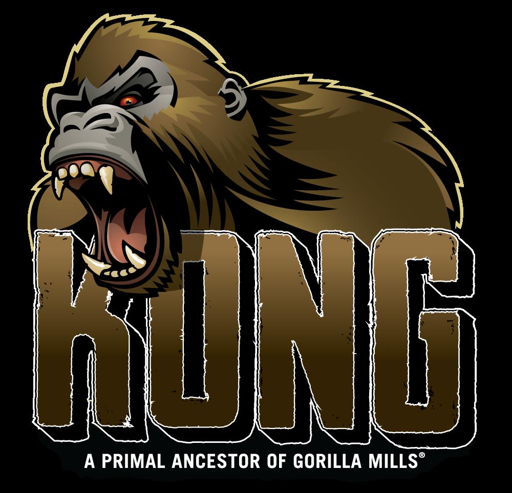 6 Flute Kong (Inch)