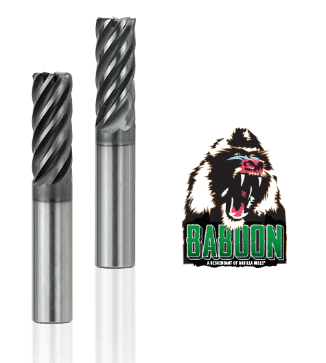 baboon lineup and logo