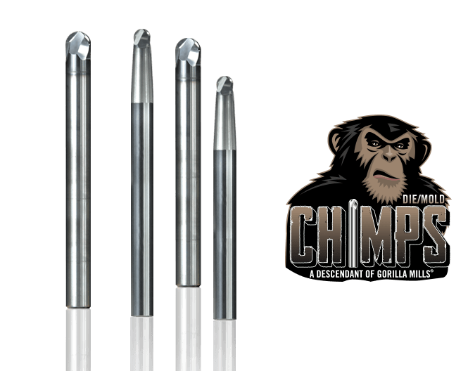 chimps lineup and logo