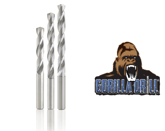 gorilla dril lineup and logo
