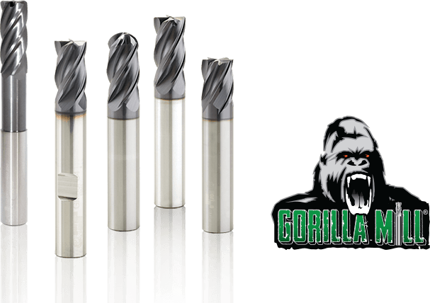 gorilla mill lineup and logo