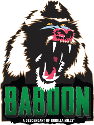 logo - baboon