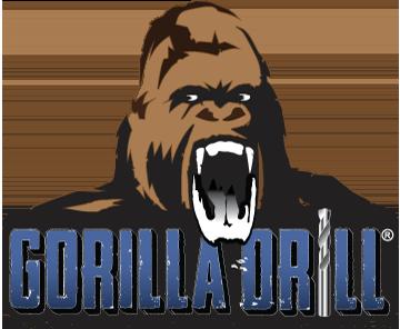 logo - gorilla drill