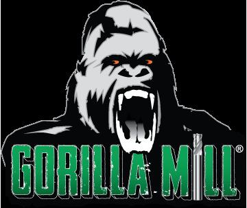logo - gorilla mill