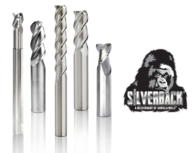 silverback lineup and logo