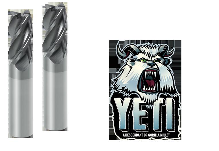 Yeti banner
