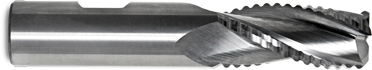 3 Flute Silverback Knuckledraggers (inch)
