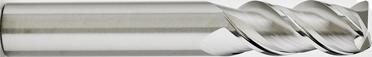 3 Flute Silverback (inch)