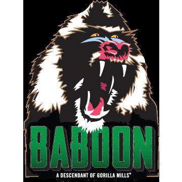 gorilla mill baboon logo
