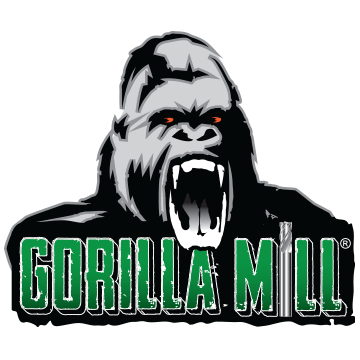 Logo Brand Gorilla Mill logo