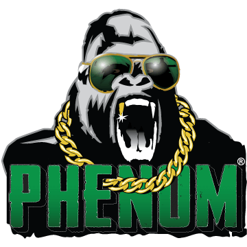 gorilla mill phenom logo