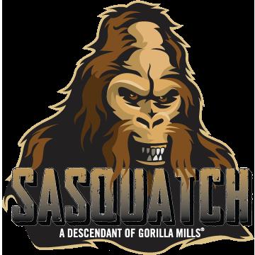gorilla mill sasquatch logo
