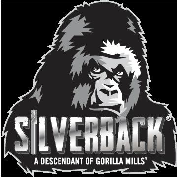 gorilla mill silverback logo
