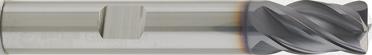 "7/16"" Diameter Radius End Weldon (4FGMI)"