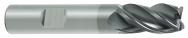 "7/16"" Diameter Radius End Weldon (4FYI)"
