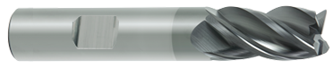 "7/16"" Diameter Square End Weldon (4FYI)"