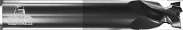 4 Flute Rail Cutters