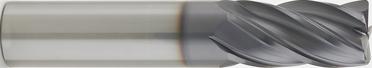 """1/8"""" Diameter Radius End (5FGMI)"""