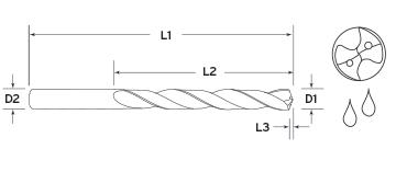 7X Coolant Long Length Diagram